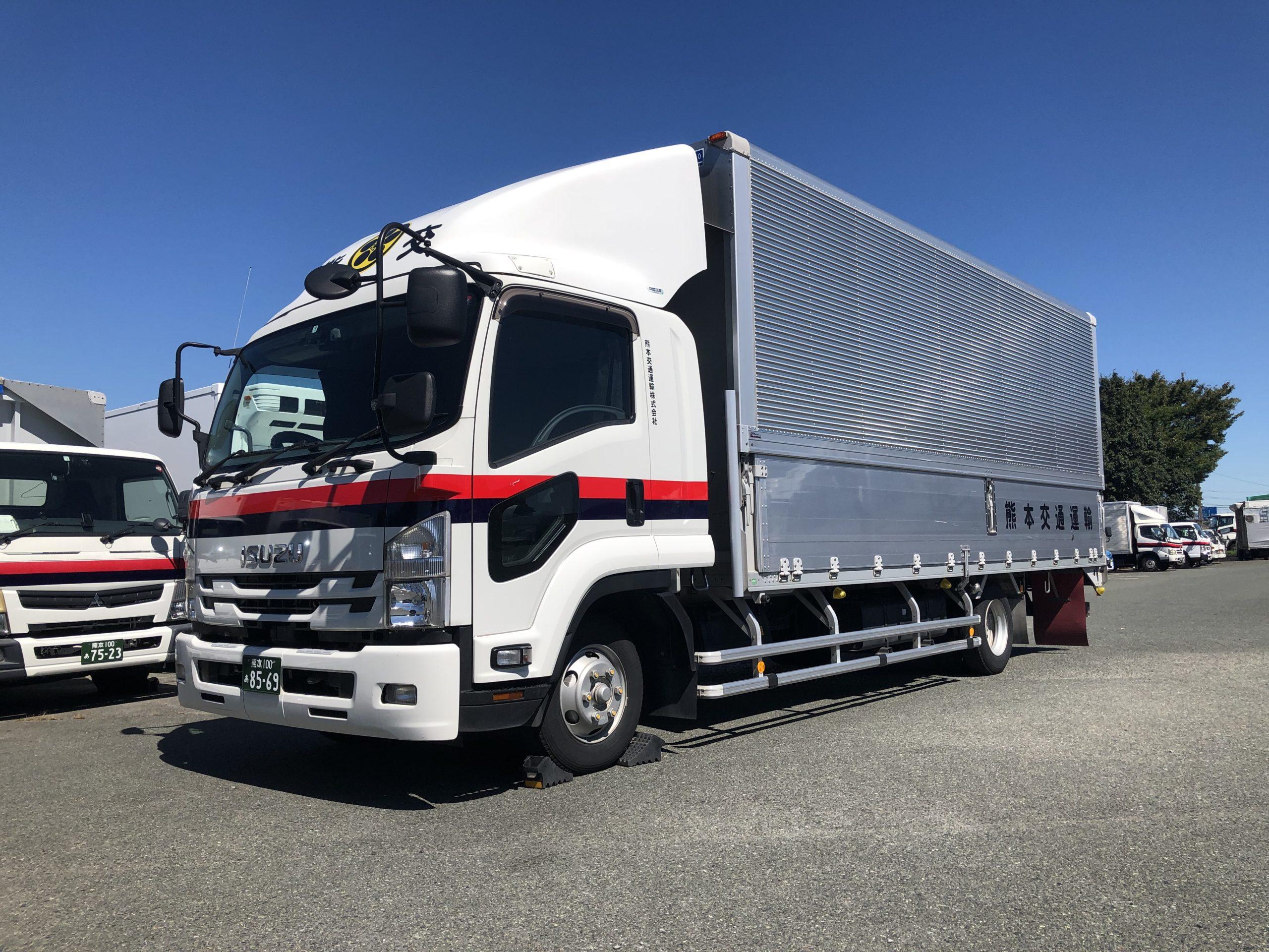 中型トラック運転手【2t車、4t車・未経験者歓迎・急募】
