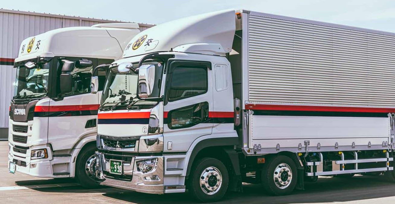 大型トラックドライバー 募集!