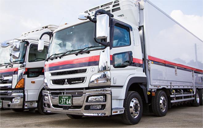 【急募】トラック乗務員(10tゲート車)